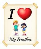 Brother Stock Photos