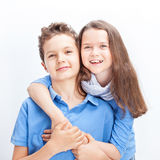 Brother and Sister Stock Photos