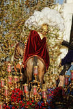 Brotherhood of the Esperanza de Triana, Easter Sevilla Stock Image