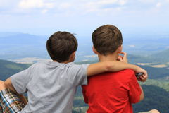 Brotherly Love Royalty Free Stock Image