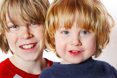 Brotherly Love Stock Images