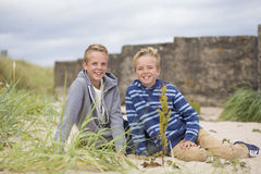 Brotherly Love Stock Photography