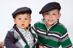 Brothers Stock Photography