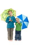 Brothers Royalty Free Stock Photography