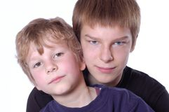 Brothers Stock Photos