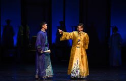 Between brothers-death feast-Modern drama Empresses in the Palace. Back to the palace after the Zhen Huan involved in court battles, she began to become Stock Image