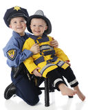 Brothers for Public Service Stock Images