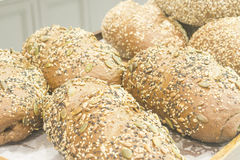Brotlebensmittel Thailand-Bäckerei Lizenzfreies Stockfoto