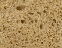 Brotmakrostruktur. Hintergrund vektor abbildung