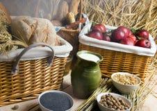 Brotmischung Lizenzfreie Stockbilder