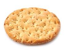 Brotplätzchen mit Samen des indischen Sesams Stockbild