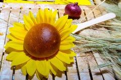 Brotrolle lizenzfreies stockfoto