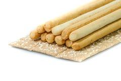 Brotsteuerknüppel Lizenzfreie Stockbilder