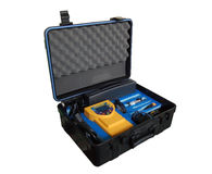 brotts- forensicshjälpmedel för dator Royaltyfria Foton