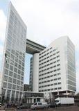 brottslig hague icc för domstol international Royaltyfria Foton