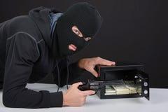 brottslighet Arkivbilder