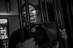 Brottsligt psykiatriskt sjukhus Royaltyfri Foto