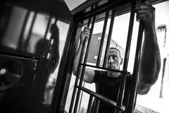 Brottsligt psykiatriskt sjukhus Royaltyfri Bild