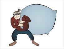 brottsling vektor illustrationer