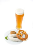 Brotzeit Royalty Free Stock Photos