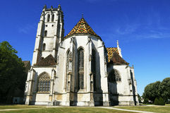 Brou royal monastery Royalty Free Stock Photography