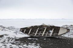 Brouette Alaska Photos libres de droits