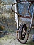 Brouette de roue Images stock