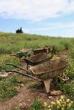 Brouettes Photo libre de droits