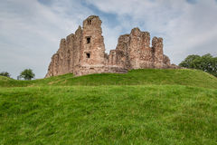Brough Castle Stock Photos