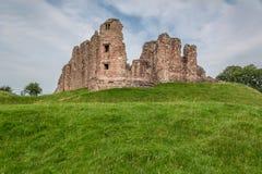 Brough Castle Stock Photos