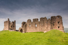 Brough Castle Stock Photography