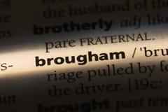 brougham fotografia royalty free