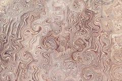 Деформированная предпосылка конспекта картины деревянная brougham иллюстрация штока