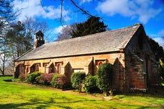 Brougham della chiesa della st Wilfred Fotografia Stock
