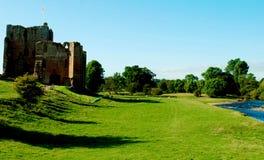 Brougham-Schloss stockfotos