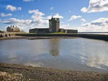 Broughty castle Stock Images