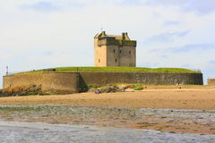Broughty Castle Royalty Free Stock Photos