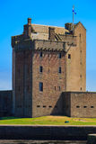 Broughty Castle Museum, Dundee, Scotland Stock Image