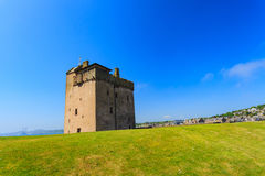 Broughty Castle Museum, Dundee, Scotland Royalty Free Stock Photography