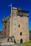 Broughty Castle Museum, Dundee, Scotland Royalty Free Stock Photos