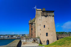 Broughty Castle Museum, Dundee, Scotland Royalty Free Stock Image