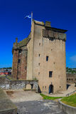 Broughty Castle Museum, Dundee, Scotland Stock Photo