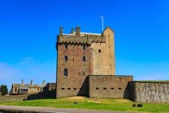 Broughty Castle Museum, Dundee, Scotland Stock Photos