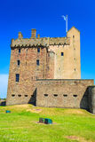 Broughty Castle Museum, Dundee, Scotland Royalty Free Stock Images
