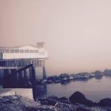 brouillard photographie stock libre de droits