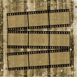 brouillon de fond barré Images libres de droits