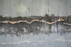 Brouillon sur le mur Images libres de droits