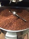 Brouwende koffie Stock Foto's