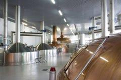 Brouwerij Stock Foto
