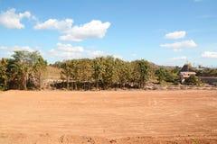 Brow soil Stock Photos